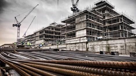 Euro Bölgesi'nde İnşaat Üretimi Azaldı