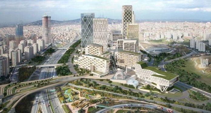 Vakıfbank 300 Milyon TL'ye 23 Bin m² Ofis Aldı