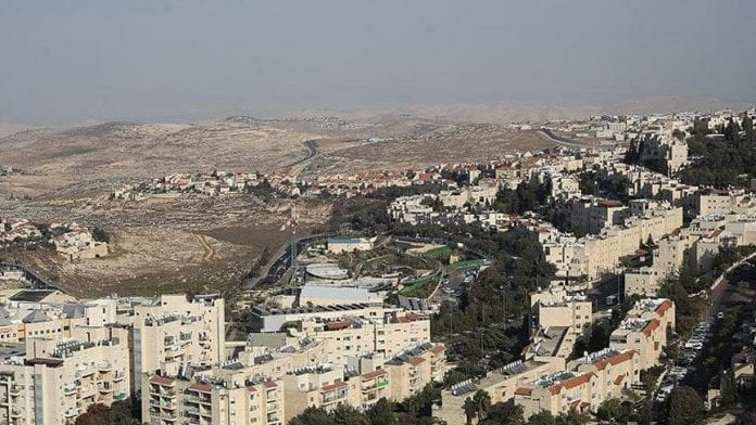 İsrail Batı Şeria'da 840 Yeni Konut İnşa Edecek
