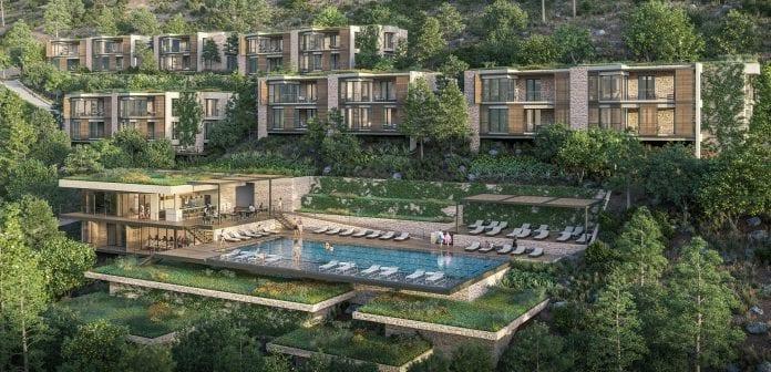 Mesa'dan Bodrum'a 'Private Luxury' Konseptli Proje