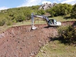 Baraj İnşaatı Başladı!