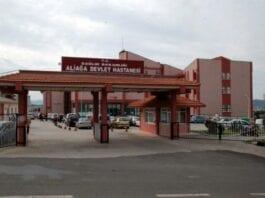Devlet Hastanesi Ek Hizmet Binası Temelleri Atıldı!